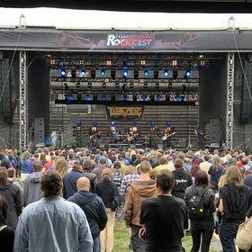 Československý ROCKFEST v Brně