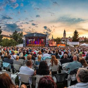 Mezinárodní hudební festival v Českém Krumlově