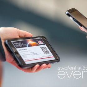 Easy Event aplikace, pro snadný vstup na event
