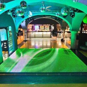 LED podlaha