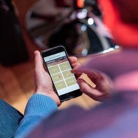 Eventová aplikace na konferenci Feel The Change