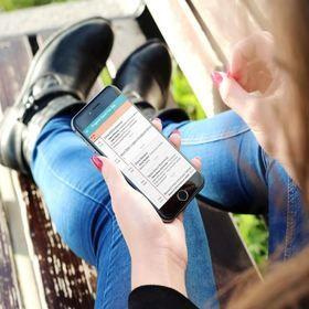 Program v mobilní aplikaci
