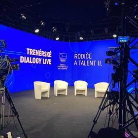 Trenérské dialogy live