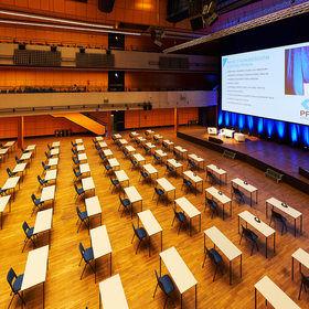 Set-Up 'Škola' v Kongresovém centru v Praze